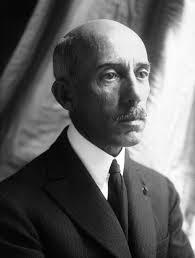 Santos Dumont em 1922.