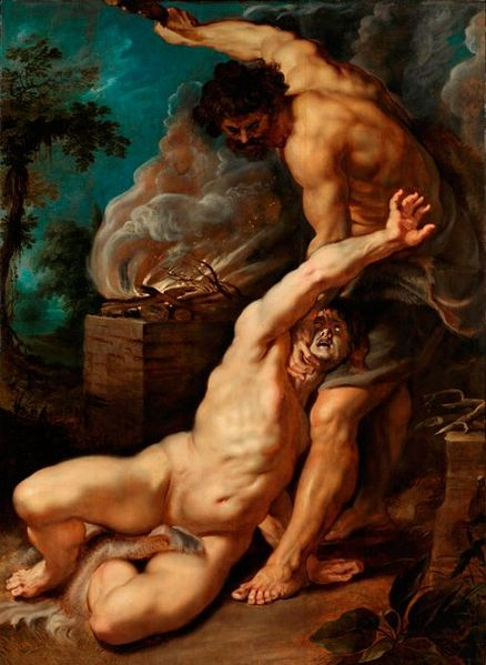 438px-Peter_Paul_Rubens_-_Cain_slaying_Abel_1608-1609